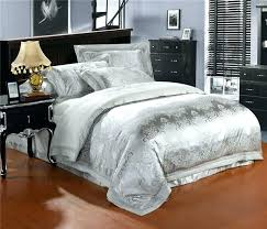 white and silver duvet cover silver super king size duvet cover silver duvet cover king the