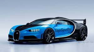 Bugatti Chiron Reviews, Specs & Prices - Top Speed