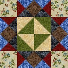 82 best Choice, Delight, Favorite, etc. Quilts images on Pinterest ... & Patchwork Quilt Block Patterns: Girl's Choice: About the Girl's Choice Quilt  Block Pattern Adamdwight.com