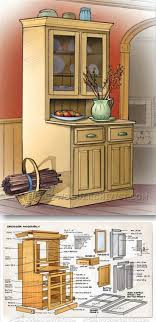 Best  Cabinet Plans Ideas Only On Pinterest - Plans for kitchen cabinets