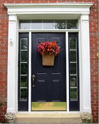front door decorationHow to Easily Decorate Your Front Door For Fall  In My Own Style
