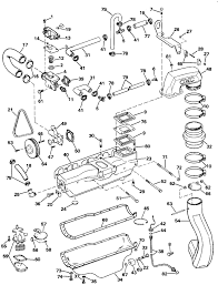 omc stern drive cooling & oiling parts for 1993 3 0l 302bmrjvb 93 Omc Wiring Diagram 93 Omc Wiring Diagram #89 OMC Cobra 3.0 Wiring Diagrams