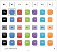 Flow Chart Colors How To Custom Powerpoint Flowcharts