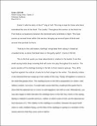 dante s inferno canto v short essay italian w short essay dante s inferno canto v short essay italian 3255w short