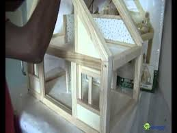 plan toys my first doll house   YouTubeplan toys my first doll house