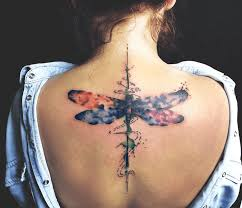 10 Dragonfly Tattoos And Their Multiple Meanings Crazyforus
