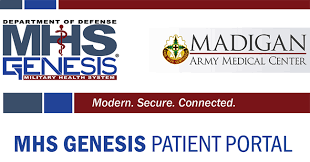 Genesis Healthcare System My Chart Mhs Genesis Patient Portal Madigan Army Medical Center