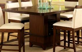 kitchen table pub chairs