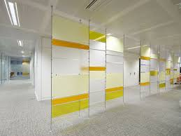 interior office partitions. modular office partition rod bar studio t interior partitions o