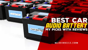 Best Car Audio Battery Of 2019 My Picks With Reviews