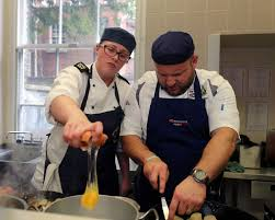 Navy Cook Naval Base Chefs Taste Success In Cooking Contest Royal Navy