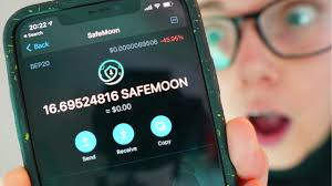 How To Sell SAFEMOON (Easy!) on Trust Wallet & PancakeSwap - YouTube