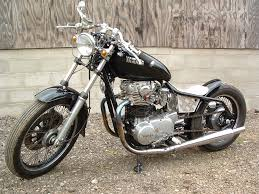1982 yamaha xs650 picture of motor