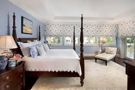 traditional blue bedroom designs. Royal Blue Bedroom Traditional With Roman Shade Interior Painting Exterior Designs