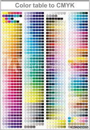 Pms chart with rgb html conversions how color charts can help? Printable Rgb Color Palette Page 1 Line 17qq Com