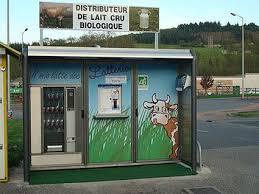 Raw Milk Vending Machine Impressive Raw Milk Vending Machine In Europe It Will Be About 48 Years Before