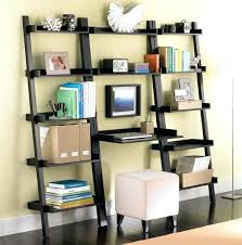 ladder desk and bookcase get leaning desk bookcases on today at your local compare s