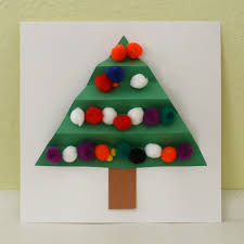 Christmas Card Crafts Pinterest Images PtmBuK2d  School Christmas Christmas Card Craft For Children