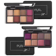 quick pro portables night fantasy on the go lipstick eyeshadow palette pair eyeshadow eyes makeup