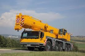 Liebherr Presents The Ltm 1220 5 2 Five Axle Mobile Crane At