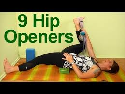 9 hip opening and stretching yoga poses for beginners