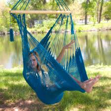 Cool Hammock Grand Caribbean Lounge Hammock Chair Hayneedle