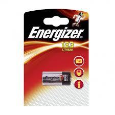 Купить <b>Батарейка Energizer</b> 123 <b>Lithium</b> Photo (CR123A ...