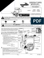 Tecumseh Quick Reference and Troubleshooting for Engines and ...
