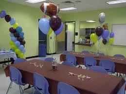 Sports Themed Balloon Decor Seja Invitation Design