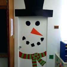 snowman door decoration snowman door decorations for classroom best images  on doors ideas and classy cute