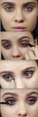 makeup tutorials for green eyes smokey eye tutorial for green eyes easy eyeshadow video