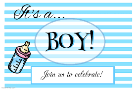 birth announcement templates its a boy baby announcement template postermywall