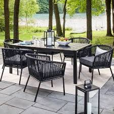 Small Picture Outdoor Furniture The Most Brilliant Dining Sets With Regard To