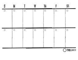 2 Week Calendar Printable - Rio.ferdinands.co