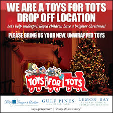 Toys for tots locations