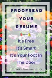 Best 25 Job Resume Ideas On Pinterest Resume Tips Resume