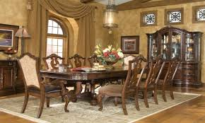 perfect dining room sets with upholstered chairs tuscan dining room sets contemporary dining room sets