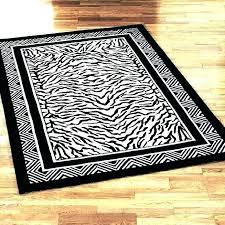 pink zebra rug small print brown fancy animal rugs area