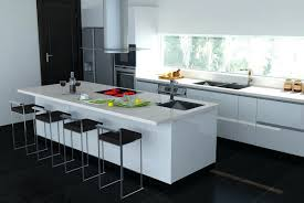 Target Kitchen Island White Modern Acrylic Bar Stools Determine How Many Stools You Can Fit