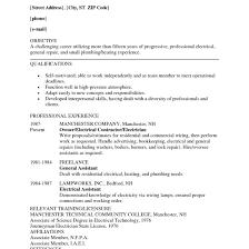 Electrician Resume Examples Magnificent Electrician Resume Sample Migrante