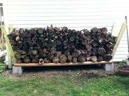 wood racks for firewood round firewood rack cinder block wood rack outdoor firewood rack round outdoor
