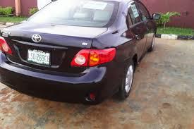 BUY MODERN CHEAP FAIRLY USED CARS IN NIGERIA | TOYOTA | HONDA ...