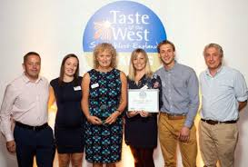 Two Post area businesses shine at Taste of the West awards 2019 | News |  Cornish & Devon Post