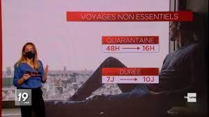 Interdiction des voyages non essentiels: la Commission veut une réponse  belge avant 10 jours