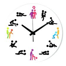 Wall Clock Design Ideas Modern Design Sex Position Wall Clock For Bedroom  Wall Modern Design Sex