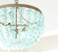 bubbles glass chandelier also sea glass chandelier bubbles blown glass chandelier 697
