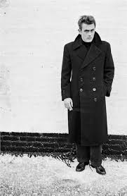 james dean full lenth coat