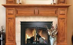 gas fireplace glass doors open or closed glass door screen vented brushed gas closed log home