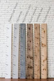 White Growth Chart Wooden Growth Chart Love Grows Here White Loft Growth