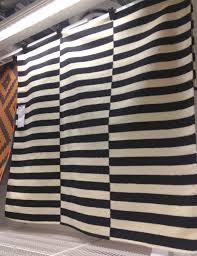 black and white striped rug ikea rugs ideas